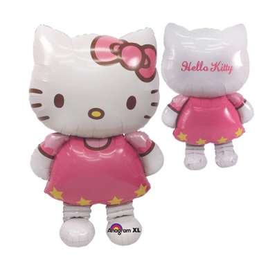 "Ходячая фигура ""Hello Kitty"" (76см х 127см)"