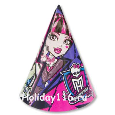 "Колпаки ""Monster High"" 8 Шт."